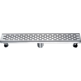 """Toolway 188059 Linear Shower Drain Grill Grid Series (24"""")"""