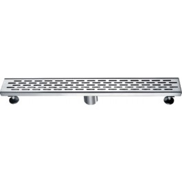 """Toolway 188061 Linear Shower Drain Grill Grid Series (47"""")"""