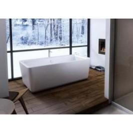 Tomlin Tomelement Bat Acrylic Freestanding Bathtub 67