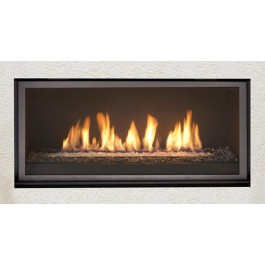 "Savannah BL21-DELUXE Gas Fireplace (33-1/2"" H x 38"" W)"