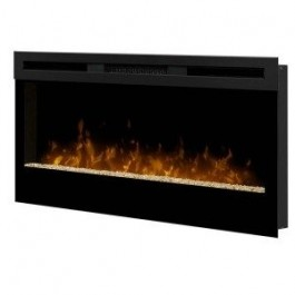 Dimplex BLF34 Wickson Wall Mount Electric Fireplace 120v/1220w