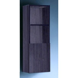 Bathroom Vanity Cabinet,  Grey Pear  11-3/4""