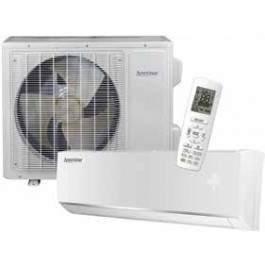 Ameristar Ductless Mini Split Heat Pump 9 000 Btu Seer 15 (M4THS1509A11NA-M4MHW1509A1N0A)