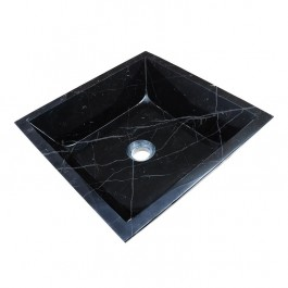 Pearl GGV044 Vanity Sink Aura Collection In Marble