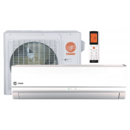 Trane Air Condition Ductless Mini Split Cool Only 12 000 Btu Seer 16 Economical Series -15 (4TYK1612A10N-4MYW1612A10N)