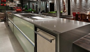 TCE Stone 1551 Quartz Collection Countertop Polished