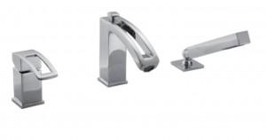 Royal Linar 200 Bathtub Faucet Chrome