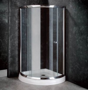 Tomlin - FLORA - 2026A Shower Door 36""