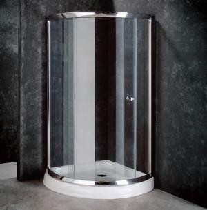 "Tomlin - FLORA - 2026A Shower Door 36"""