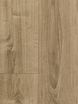 "1867 Laminate Floor Authentic Collection Silver Color Red Oak Made in Germany (7-5/8""x54""x3/8"")"