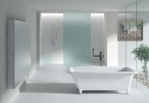 "Tomlin - TOMTIMES-BAT ACRYLIC Freestanding bathtub 66-15/16"""