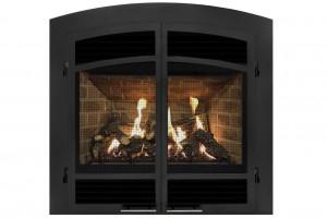 """Archgard 72-DVTE30P-2 Gas Fireplace (15-1/2"""" H x 29"""" W)"""