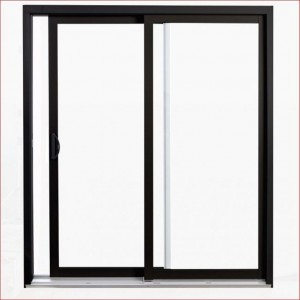 Alu/Pvc Hybrid Patio Door (5')