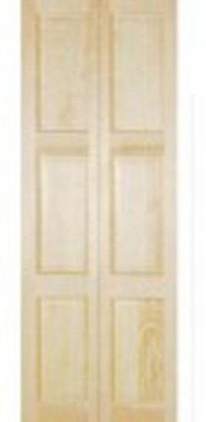 "Interior Solid Door Mdf Panels In Pine Jointed (30""x80"")"