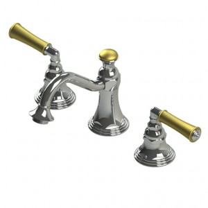 Rubinet Vanity Faucet Raven Collection Chrome (1ARVLCHGD)