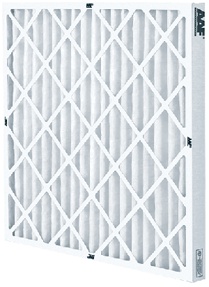 FILTER-179-480-800  FURNACE AIR FILTER AAF 20 X 25 X 4 MERV8. (SOLD IN BOXES OF 6 FILTERS)