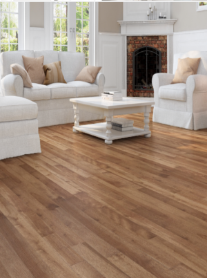 "Appalache Birch Hardwood Excel Grade Signature Collection Sierra Color (3-1/4""x3/4"")"