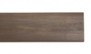 "Armadillo Lite Decking Composite Plank Vintage Slate 5/4"" x 5 1/2"" x 16' Grooved"