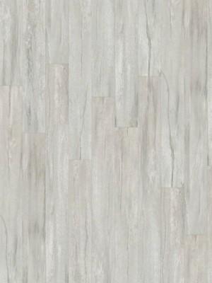 "Floating Vinyl Flooring  WPC  Floorte™  (6""x48""x6.5mm)  107-Bianco"