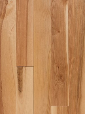 "Unfinished Yellow Birch Hardwood, Square Edge, Grade Rustic (3-1/4''x3/4"")"