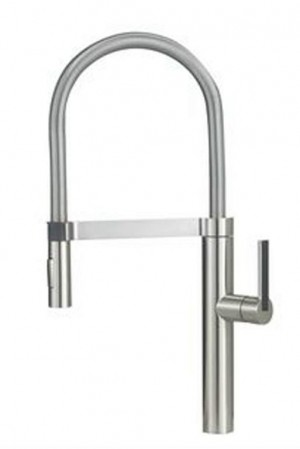 Blanco Kitchen Faucet Solenta Senso Collection Stainless (BL401993)
