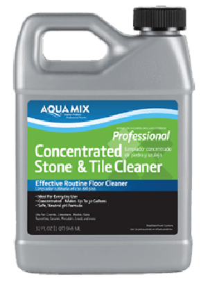 AQUAMIX-C010333 Concentrated Stone & Tile Cleaner 3.8 L