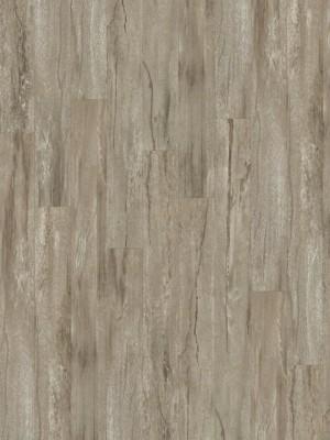 "Floating Vinyl Flooring  WPC  Floorte™  (6""x48""x6.5mm)  707-Cafe"