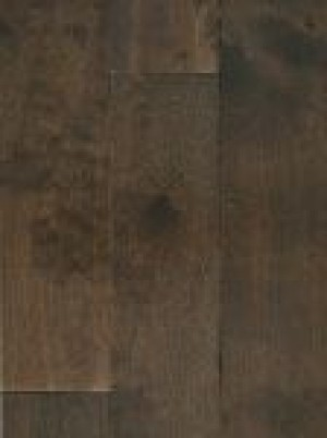 BSL Nanoshell Birch Hardwood Flooring, Natural Grade, Chocolat (3-1/4x3/4)
