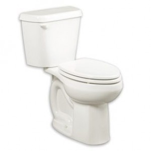 Amercian Standard Colonya White Colony Promo Kit Elongated Toilet