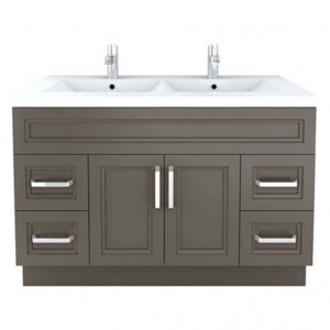 Cutler Kitchen & Bath Urban 48-in x 22-in Contemporary Bathroom Vanity, Sundown