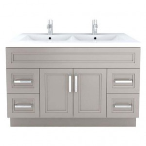 Cutler Kitchen & Bath Urban 48-in x 22-in Contemporary Bathroom Vanity, Day Break
