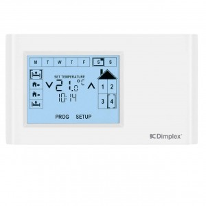 Dimplex CX-MPC Multi-zone Programmable CONNEX™ in White