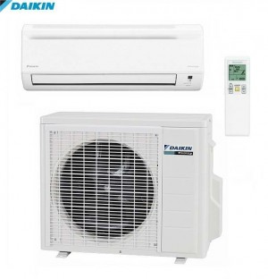 Daikin FTXN12KEVJU / RKN12KEVJU - Cooling Only 12000 BTU 18 SEER Single Zone System