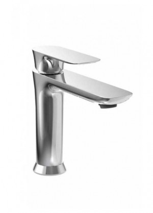 Baril Pro O45-1010-1PL-CC Vanity Faucet Single Hole 1-Handle Chrome
