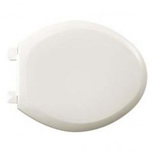 American Standard 5350110.020 Cadet 3 Elongated Slow Close Toilet Seat - White
