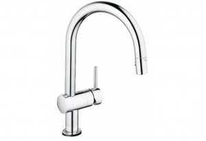 Grohe Minta Touch 31359000 Electronic Faucet Chrome