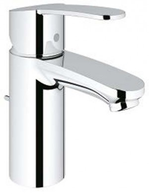 Grohe Eurostyle Cosmopolitan 23036 Vanity Faucet Chrome With Drain
