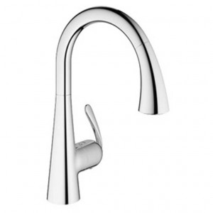 Grohe Ladylux GR32298CH Kitchen Faucet Chrome
