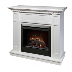 Dimplex DFP4743W Caprice Electric Fireplace 120v/1375w
