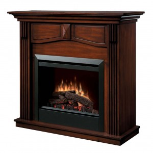 Dimplex DFP4765BW Holbrook Electric Fireplace 120v/1375w