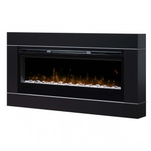 Dimplex DT1267BLK Cohesion Wall Mount Surround