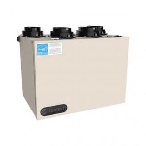 Fantech FLEX100H  Heat Recovery Ventilator Recircu 100 CFM Aluminum Core