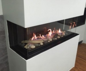 "Savannah GA48-NG Gas Fireplace (48"" W)"