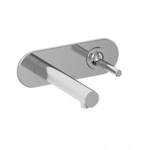 Riobel GS11 GS Collection Wall-Mount Lavatory Faucet Chrome