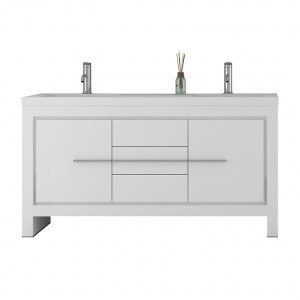 "Jade 3021-60-00 Bathroom Vanity Sloan Collection (60"")"