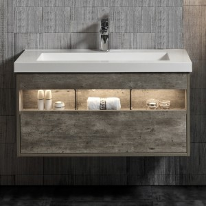 "Jade 3072-40-13 Bathroom Vanity Harlie Collection (40"")"