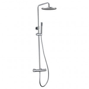 Jade 8011-01-10 Shower Faucet Pippa II Collection Polished Chrome