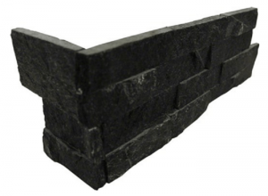 "Ledger Panel - Corner, Coal Canyon6"" x 18"" x 6"" (LPNLQCOACAN624COR)"