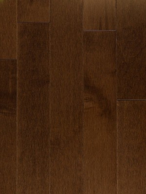 "Hard Maple Hardwood Flooring,Bronze, Grade Select Better (2-1/4""x3/4"")"