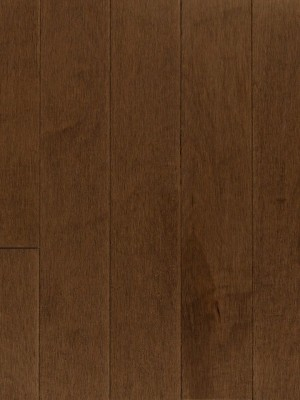 "Hard Maple Hardwood Flooring,Praline, Grade Extra (2-1/4""x3/4"")"